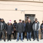 Local 727 Volunteers for John Fritchey on Illinois Primary Day