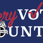 REMINDER: Polls close at 7 P.M. Tonight!