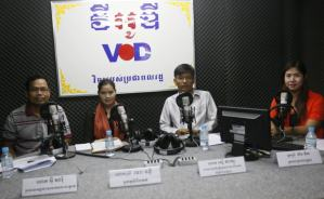 VOD Round Table Discussion : Beoung Kak residents's expectation