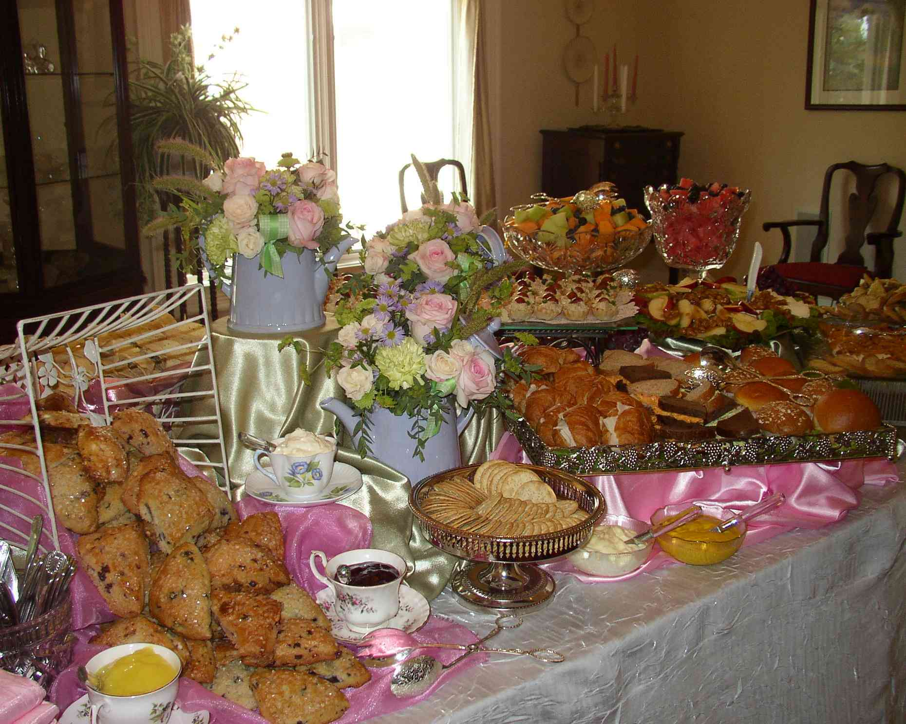 Unusual A Crowd Tea Party Girl Tea Party Food Ideas Pinterest Tea Party Food Menu So How To Prepare A Tea Party nice food Tea Party Food