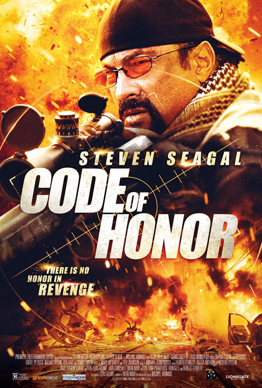 Code of Honor 2016 HDRip XviD AC3-EVO 1.4 GB