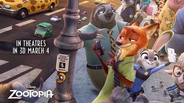 Zootopia (2016) watch online Full Movie