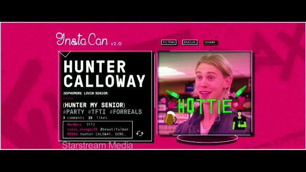 Hunter Calloway - Yoga Hosers movie