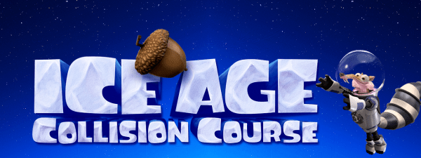 ICe Age 5 Collision Course Movie