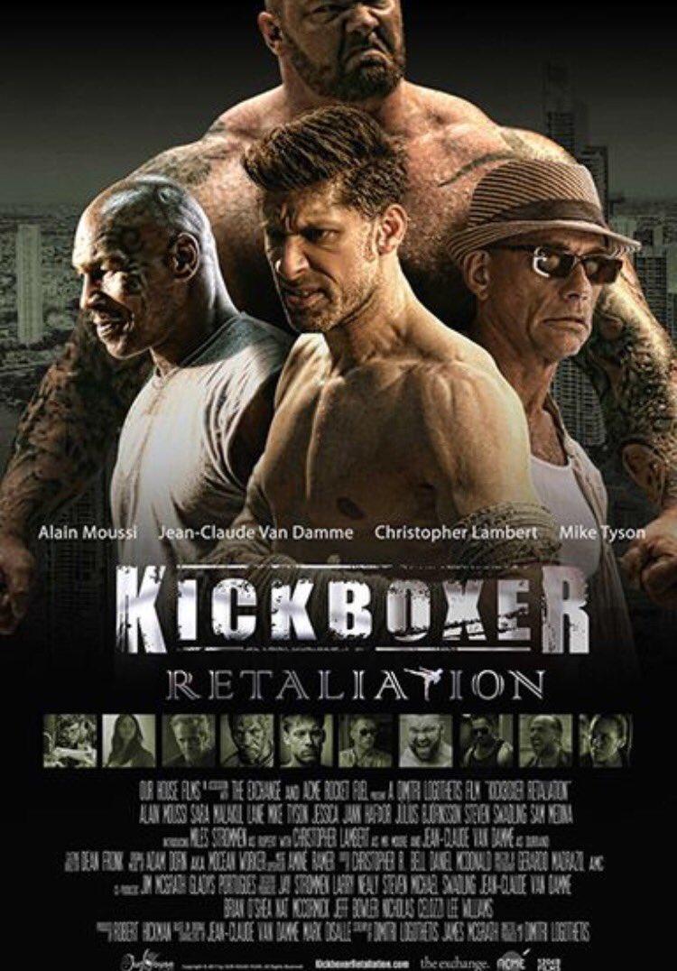 Kickboxer : Retaliation (2017) v.o.s.e. MultiHost