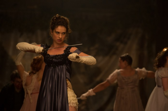 Pride and Prejudice and Zombies Trailer, Release Date, Cast, Plot ...
