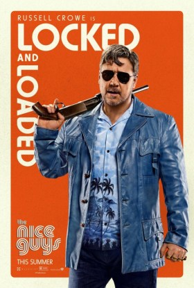 Russell Crowe - The Nice Guys