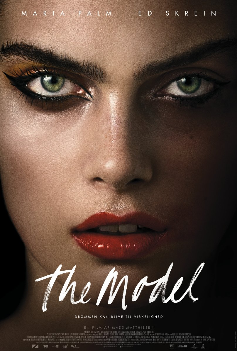 trailer and poster of the model starring maria palm and ed