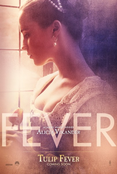 Tulip Fever Movie Poster