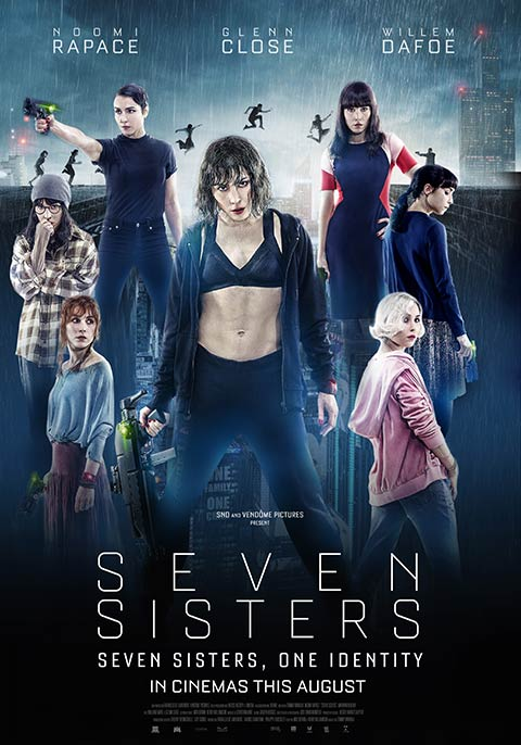 What Happened to Monday / Seven Sisters (2017)