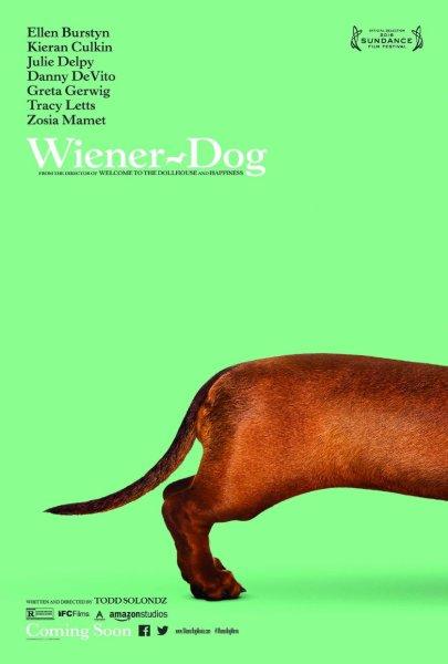 Wiener Dog movie poster