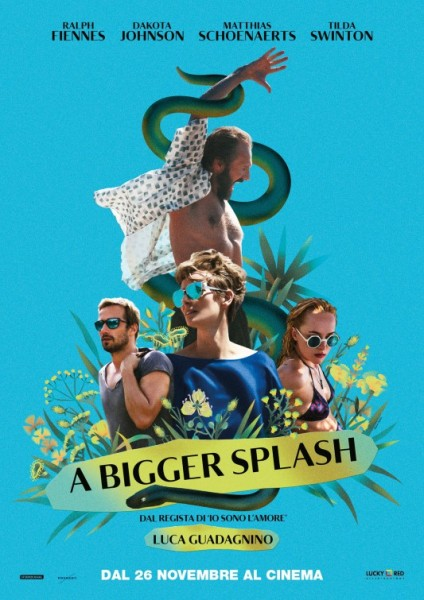 ABigger Splash