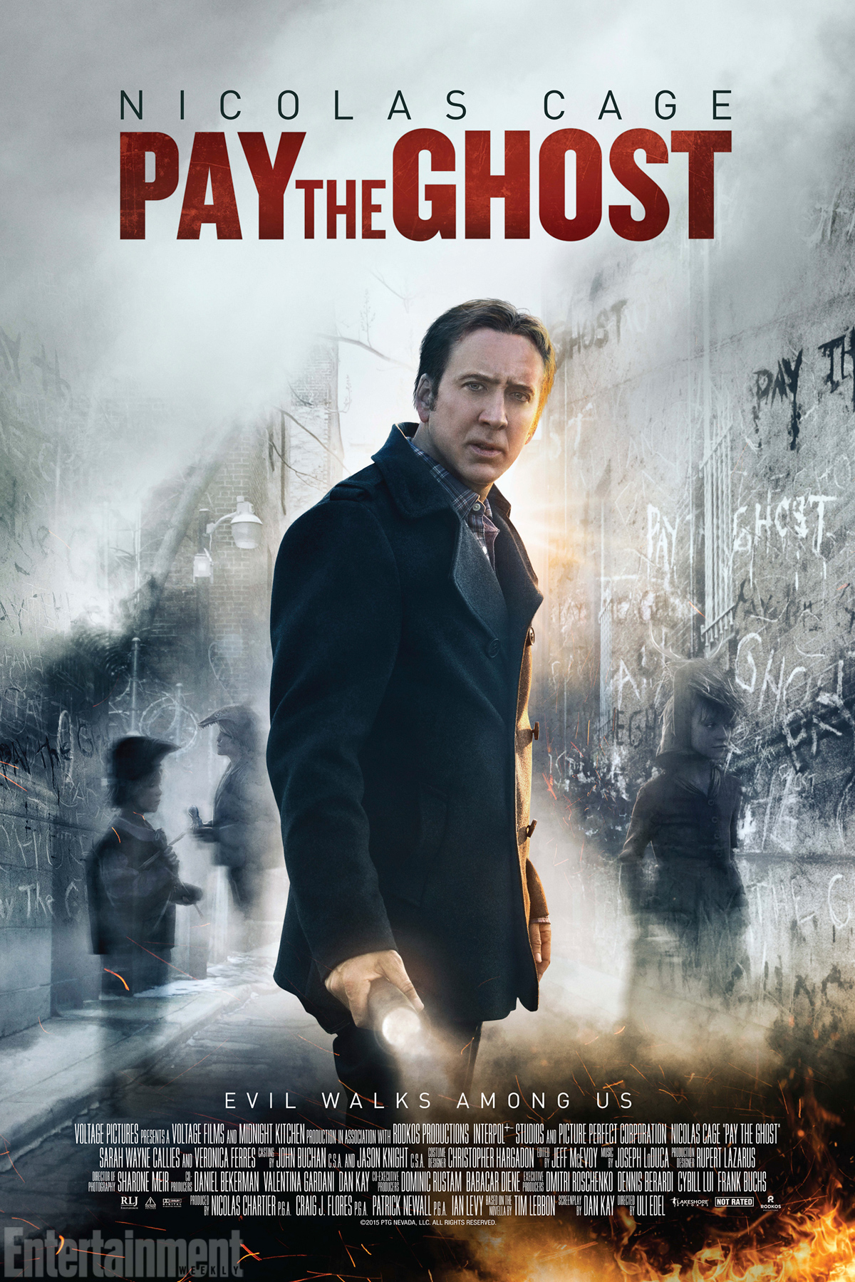 Pay the Ghost / Плати на призрака (2015)