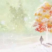 エンディング いけにえと雪のセツナ   SQUARE ENIX