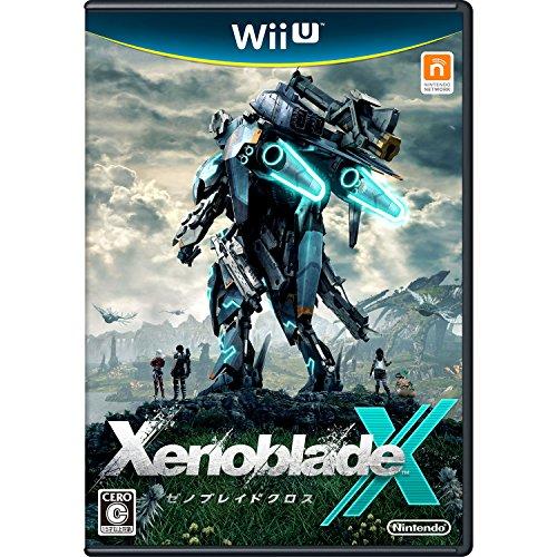 ゼノブレイドクロス XenobladeX パッケージ