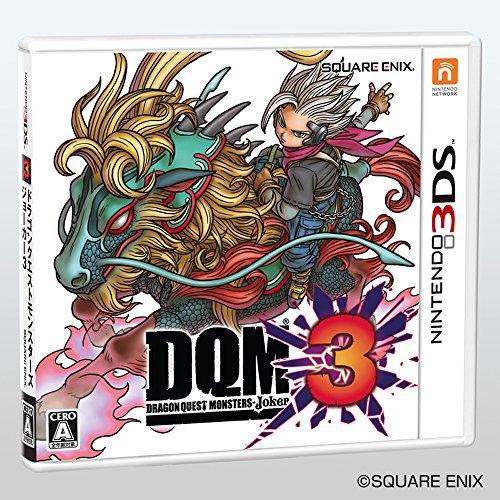ドラゴンクエストモンスターズジョーカー3 パッケージ DQM-J3