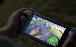 NXではなくNintendo switch