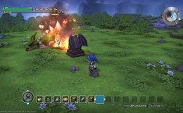 ドラゴン 火をふく石像 ドラゴンクエストビルダーズ DQB