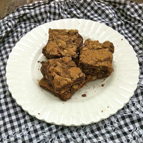 June Foodie Penpals - Eating Well Chocolate Chip Cookies