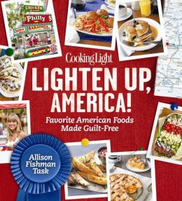 Cooking Light Lighten Up America cookbook giveaway | Teaspoonofspice.com