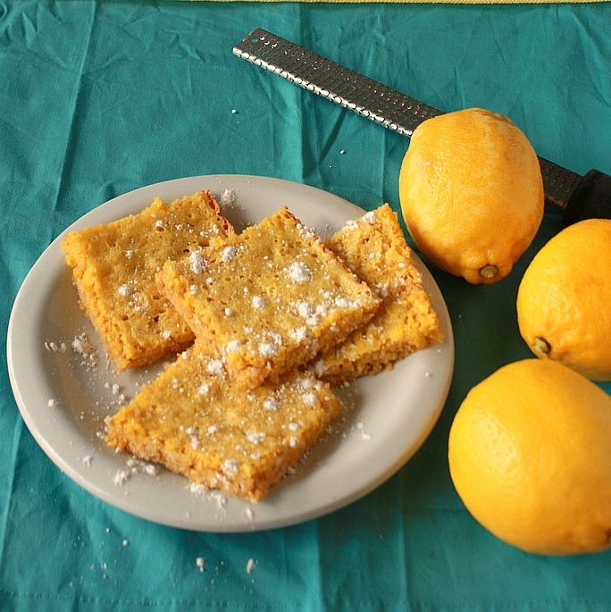 Impossibly Good Lemon Bars1