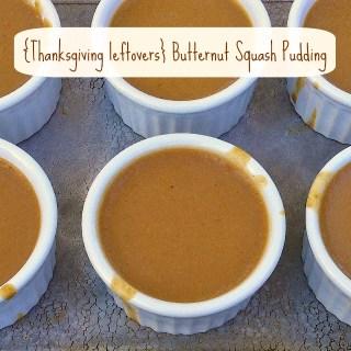 Thanksgiving Leftovers Butternut Squash Pudding | Teaspoonofspice.com