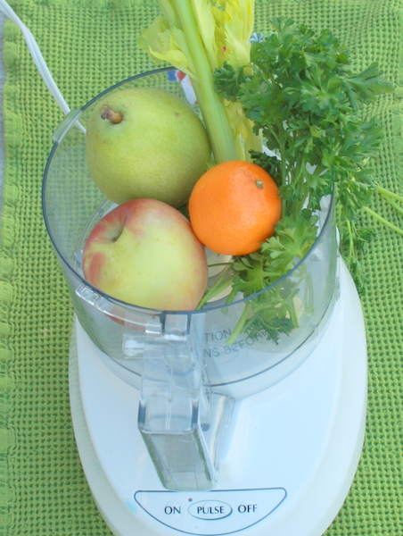 #HealthyKitchenHacks - Juice without a Juicer | @TspCurry