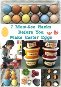 7 Awesome Hacks for Making Easter Eggs
