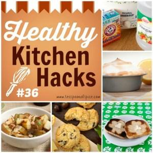 Healthy Kitchen Hacks #36