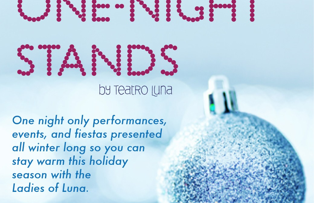 Winter One Night Stands Announcement