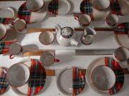 Tartan Table Set
