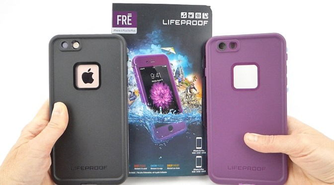 LifeProof FRE for iPhone 6s Plus (1)