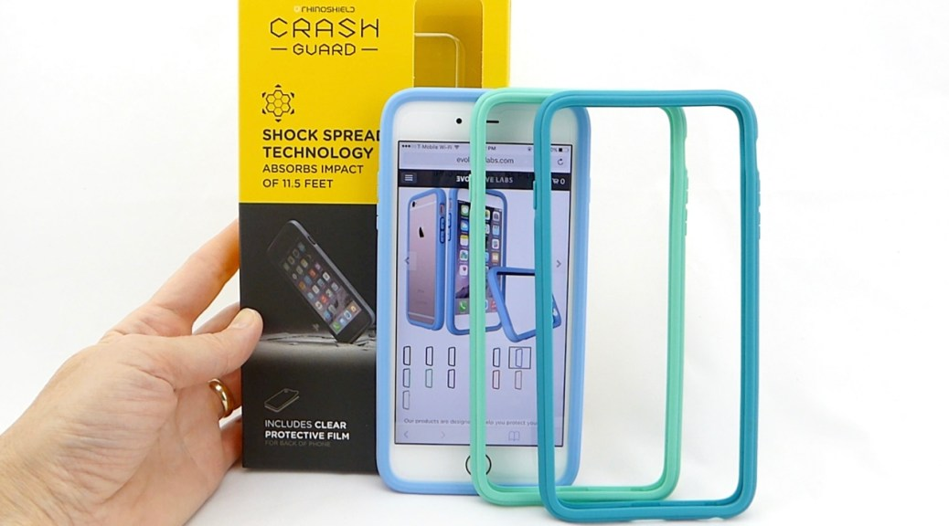 RhinoShield CrashGuard for iPhone 6s Plus- New Summer Colors