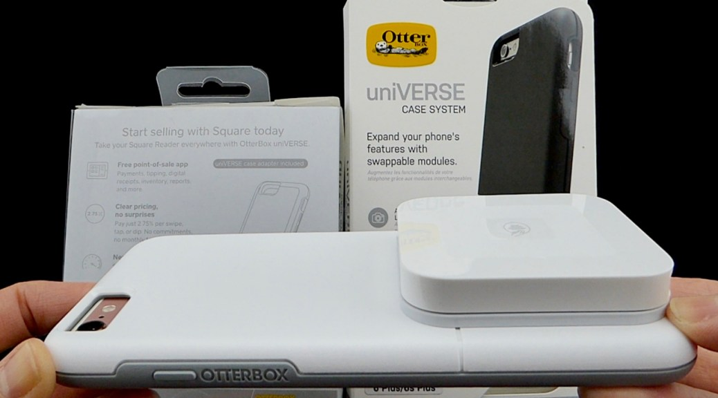 Square Contactless + Chip Reader for OtterBox uniVERSE