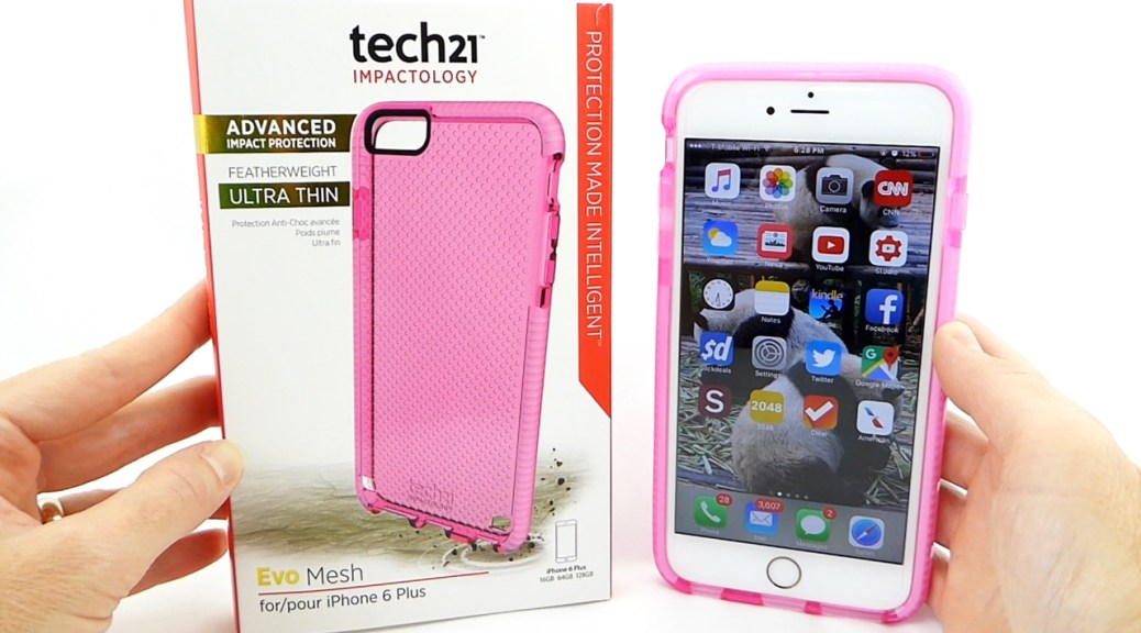 Tech21 Evo Mesh for iPhone 6s Plus