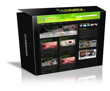 ilumexwordpresstheme thumb1 100+ Best Free Premium Wordpress Themes