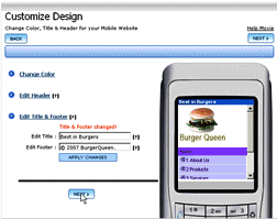 dotMobi1 20 sites to create/optimize website for mobile phone users