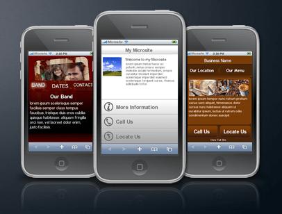 mobilesiteguru11 20 sites to create/optimize website for mobile phone users