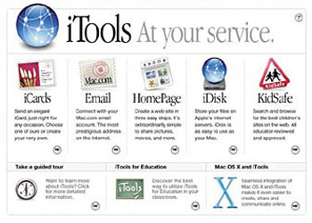 "Apple itools1 Get Exposed to Apple's ""i"" world!"