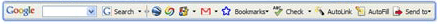 google toolbar IE1 Have you tried Google Toolbar for Chrome??