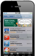iPhone4 Apps1 100+ Cool new features of iPhone 4