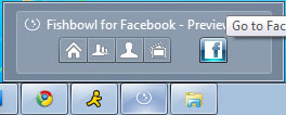 Fishbowl Minimized1 Fishbowl : Facebook Desktop Application by Microsoft