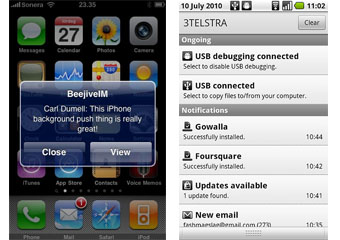 Notifications1 10 Awesome Android Features that iOS 4 and iPhone 4 Lack