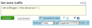 Supr Scheduling Facebook Status 300x91 10 ways to schedule Facebook status updates
