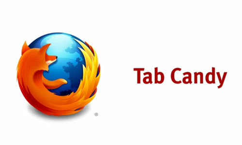 Tab Candy1 Tab Candy   Firefox's Next Big Innovation