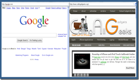 splitscreen1 5 Google Chrome Extensions to Increase Productivity