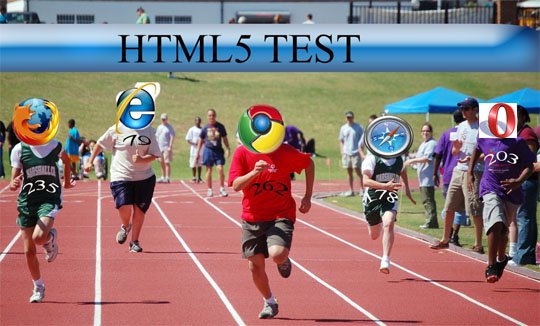 browsers race html5 test11 IE9 PP6 Updates HTML5; Chrome Still Leads!