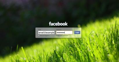 google chrome facebook refresh extension image1 Change Facebook Login Background Using Chrome Extension!