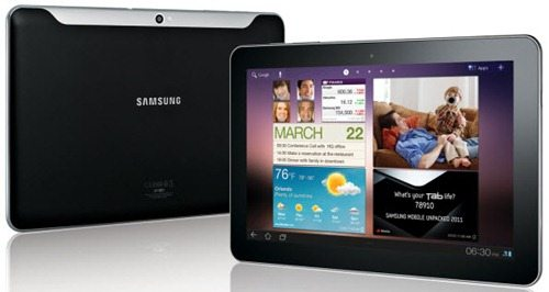 samsung galaxy tab 10.1 8.9 Galaxy Tab 10.1 and 8.9 In India Next Month, Priced at 35K and 28K!