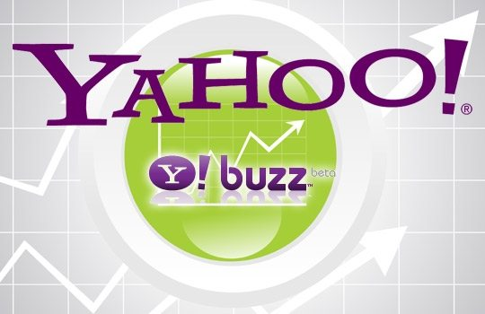 yahoo buzz Yahoo! Buzz India Will Be Discontinued Today!